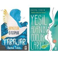 Havva Tekin 2 Kitap Set / Denizler Ötesinde Tara Jar - Yeşil Ada'nın Çocukları