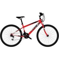 Ümit Bisiklet 2433 Explorer 24 Jant 21 Vites Dağ Bisikleti Kırmızı Siyah