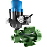 Mur-Cell Su Pompası ( Muhteşem Paket ) Hidrofor + Otomatik Sistem Su Pompası QB60 0.5hp