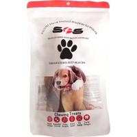 Sfs Köpek Maması Dana Kafa Derisi Paket İçeriği 100Gr %100 Doğal Çiğneme Ürünü