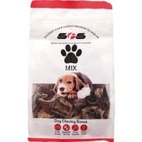 Sfs Köpek Maması Ödül Mix Paket İçeriği 250Gr %100 Doğal Çiğneme Ürünü