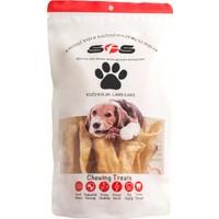Sfs Köpek Maması Kuzu Kulak Paket İçeriği 6 Adet %100 Doğal Çiğneme Ürünü