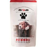 Sfs Köpek Maması Kuzu İşkembe Paket İçeriği 100Gr %100 Doğal Çiğneme Ürünü