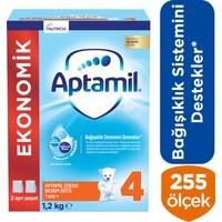 Aptamil 4 Çocuk Devam Sütü 1200 g 1 Yaş+