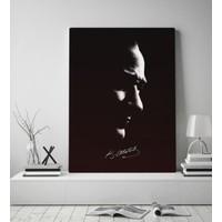 BK Gift Atatürk Tasarımlı Kanvas Tablo-26 70X100CM