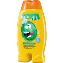 Avon Çocuklar Için Şampuan Saç Kremi ve Banyo Köpüğü Paketi