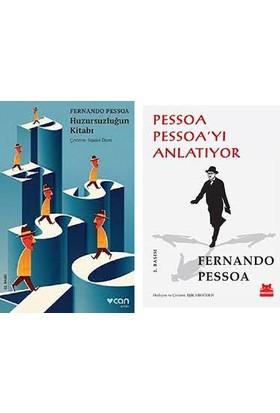 Fernando Pessoa 2 Kitap Set / Huzursuzluğun Kitabı - Pessoa Pessoa'yı Anlatıyor