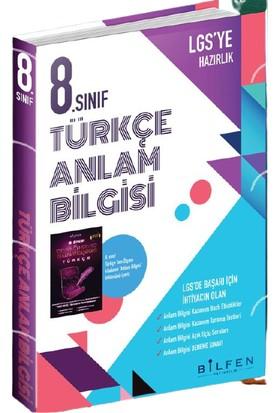 Bilfen Yayınları 8. Sınıf Türkçe Anlam Bilgisi