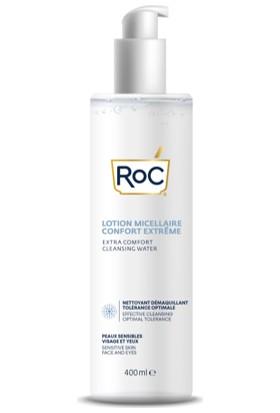 "Roc ""roc Extra Comfort Mıcellar Cleansıng Water Mıceler Temizleme Suyu 400 ml"