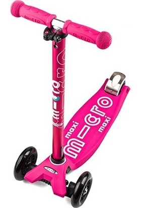Micro Scooter Maxi Deluxe Pembe MMD021