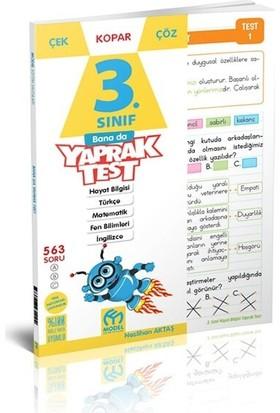 Model Yayınları 3. Sınıf Yaprak Test