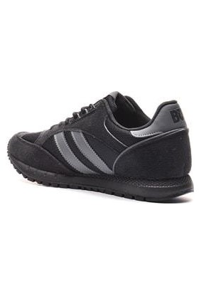 Bulldozer 211431 Siyah Erkek Spor Ayakkabı