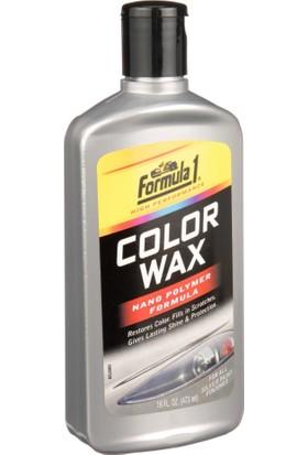 Formula 1 Renkli Sıvı Cila 473 ml Gümüş FF1-5471