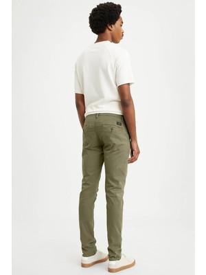 Levi's Slim Fit Pamuklu Cepli Chino Pantolon Erkek Pantolon 17199