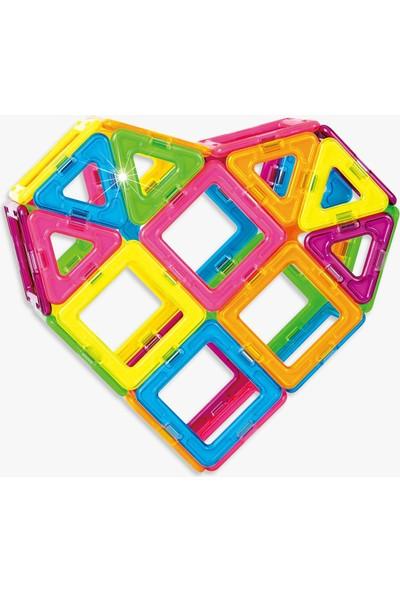 Joyce Toys 62 Parça Yaratıcı Mıknatıs Magnet Seti