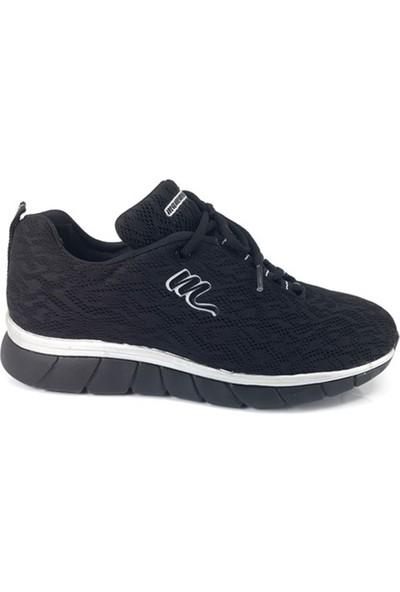 660 Mammamia Günlük Kadın Ayakkabı-Siyah