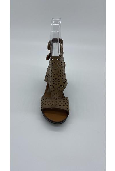Cudo 010 Vızon Cılt Sandalet