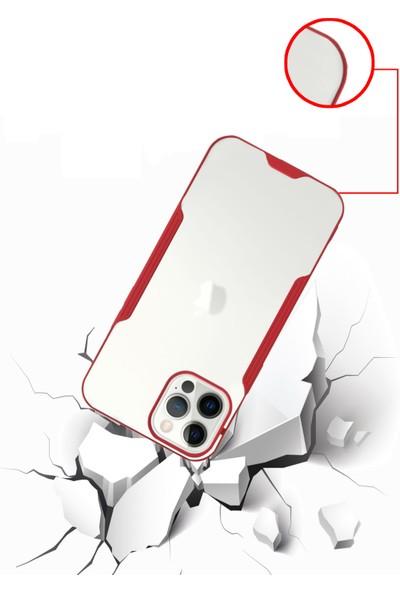 KZY Xiaomi Redmi 9c Kılıf Kamera Korumalı Colorful Kapak - Siyah