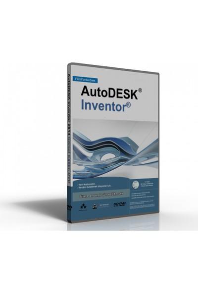 Mte Autodesk Inventor Görsel Eğitim