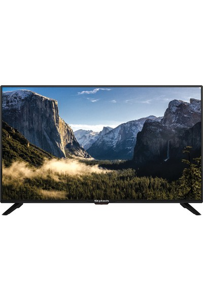 "Skytech SST-4360D 43"" 108 Ekran Uydu Alıcılı Full Hd Android LED Tv"