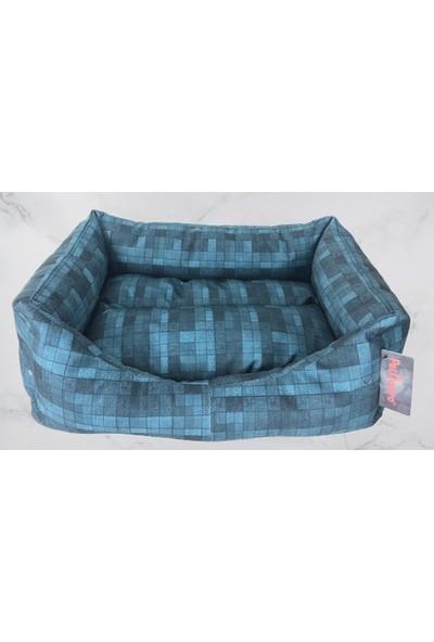 Petquatro Kedi ve Köpek Yatağı Yatak Minder 50 x 35 cm