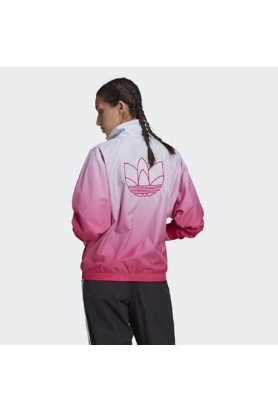 Adidas Adicolor 3D Trefoil Kadın Sweatshirt