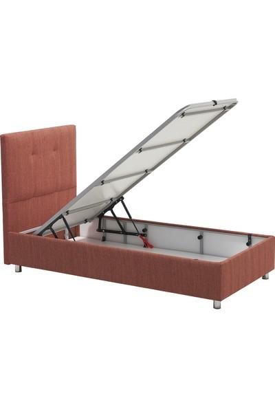 Yataş Bedding Star New Conform Somni 3'lü Yatak Baza Başlık Set Tek Kişilik 140x190 cm