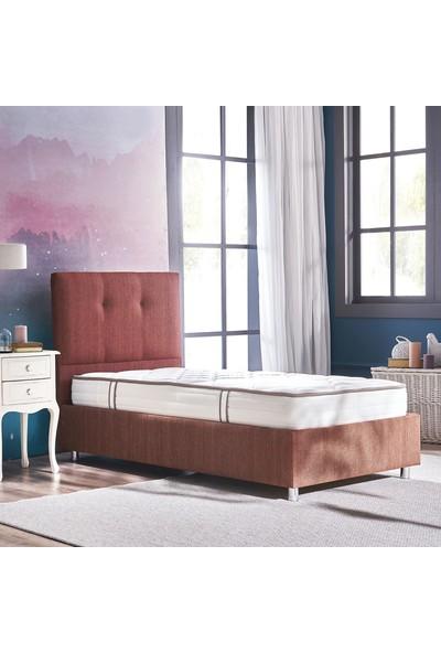 Yataş Bedding Star New Conform Somni 3'lü Yatak Baza Başlık Set Tek Kişilik 100x200 cm