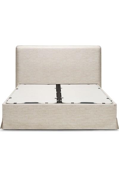 Yataş Bedding Sophia Baza Başlık Seti Çift Kişilik 160x200 cm Ekru