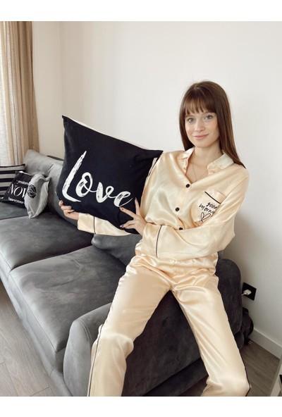 Serbella Somon Good Morning Pijama Takımı