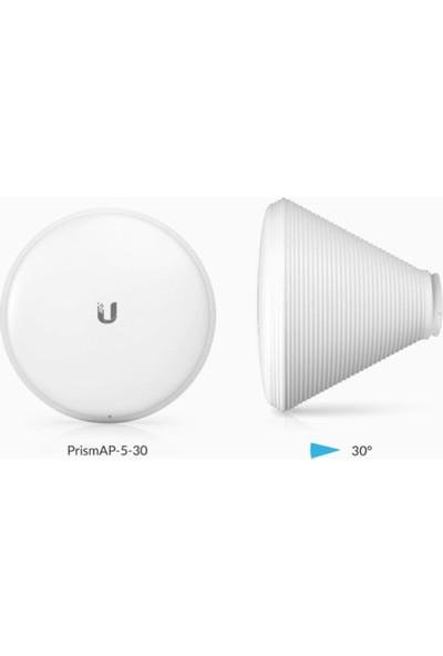 UBIQUITI (UBNT) PrismStation PrismAP-5-30 1port 30° ~ 20km menzil 19dBi 450Mbps 5GHz Dış Mekan Anten