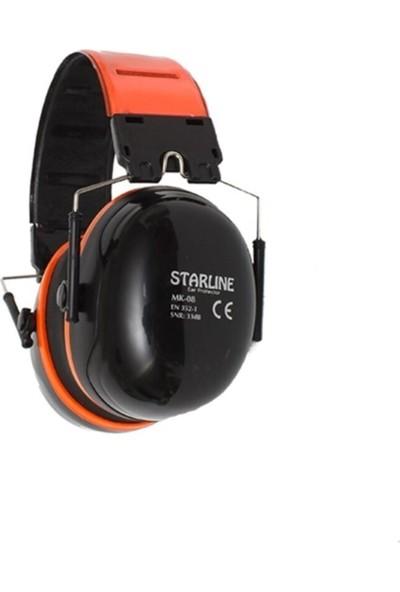 Starline MK08-T Fosforlu Manşonlu Kulaklık
