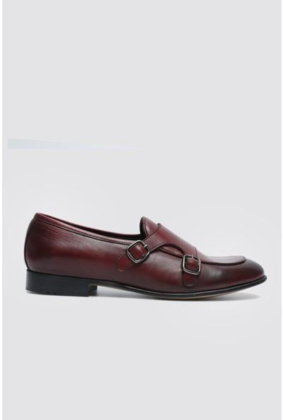 D'S Damat Ds Damat Bordo Ayakkabı