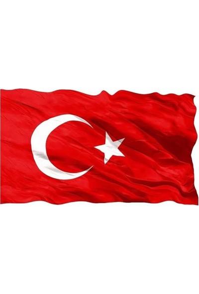 Buket Bez Bayrak Türk Bayrağı 70 x 105 cm