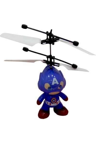 Sensörlü Uçan Kahramanlar