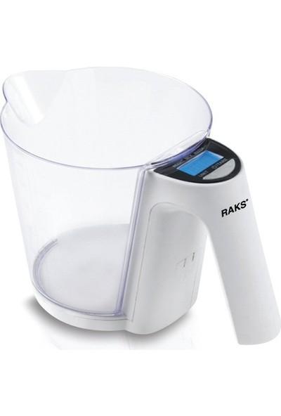 Raks FVS-1023 Mutfak Tartısı ve Sıvı Ölçer