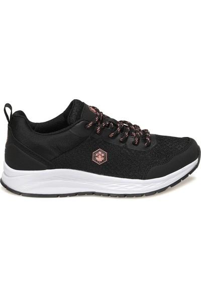 Lumberjack Tıtanıum Wmn Siyah Kadın Koşu Ayakkabısı