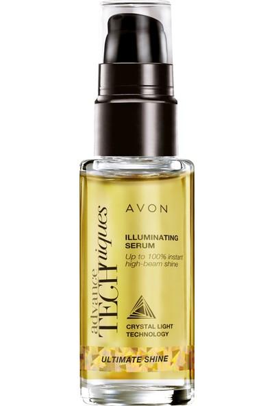 Avon Fas Argan Yağı ve Işıltılı Görünüm Veren Saç Serumu Paketi