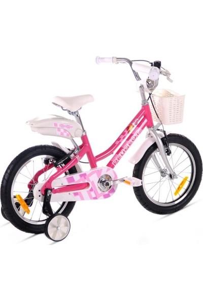 Peugeot J16 Kız Çocuk Bisikleti 16 Jant Pembe 2021 Model