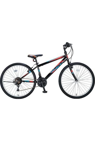 Ümit Bisiklet 2633 Explorer 26 Jant 21 Vites Dağ Bisikleti Siyah Mavi