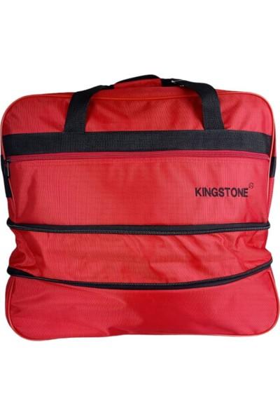 Kingstone Genişleyebilir Hostes Çekçekli Büyük Boy Seyahat Çanta
