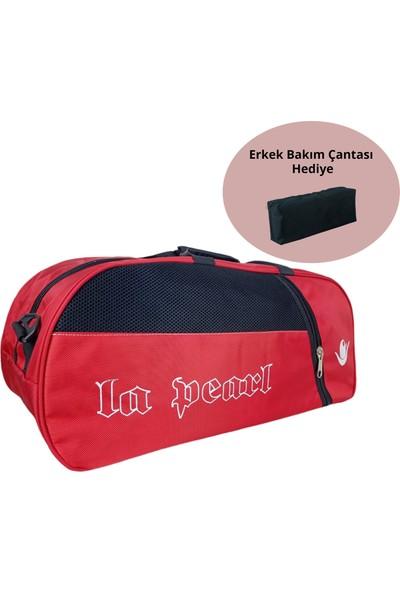 La Pearl Outdoor Çok Amaçlı El Omuz ve Sırt Spor Çantası