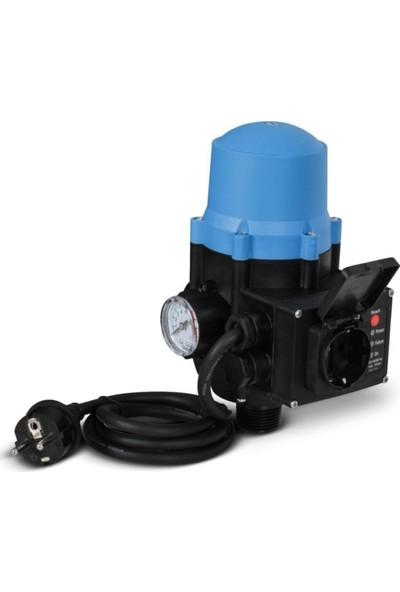 Mur-Cell Su Pompası ( Muhteşem Paket ) Hidrofor + JET-100 Otomatik Sistem Su Pompası 1 Hp