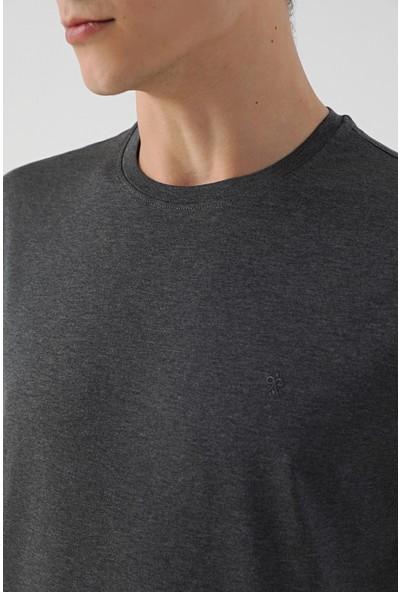 D'S Damat Damat Gri T-Shirt
