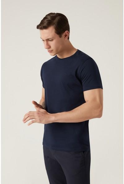 Damat Lacivert T-Shirt