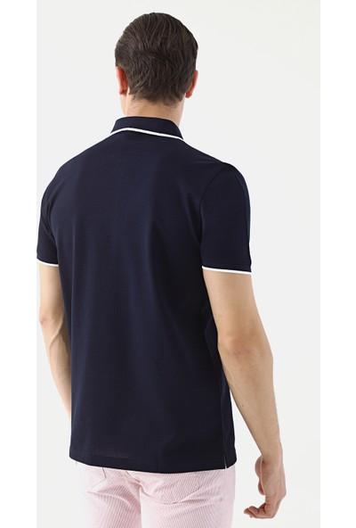 D'S Damat Damat Lacivert 60/2 Merserize T-Shirt