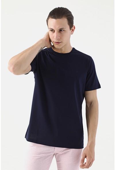 D'S Damat Damat Lacivert T-Shirt