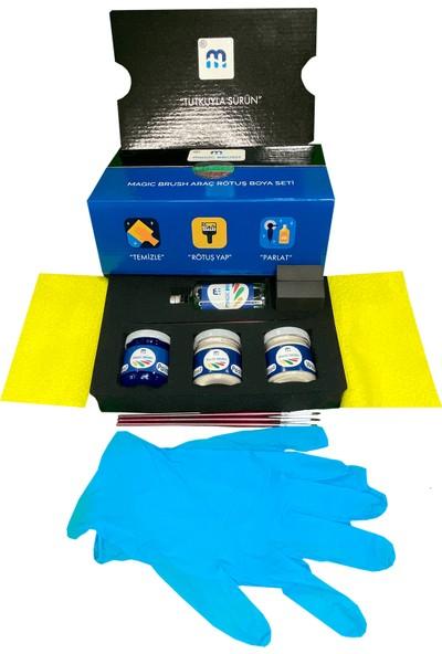 Magic Brush Profesyonel Kit   Honda Fit Vivid Sky Blue Pearl B595P Rötuş Boyası