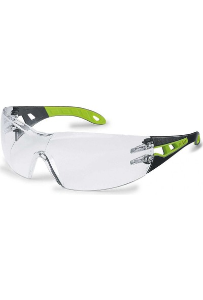 Uvex 9192225 Pheos Şeffaf Gözlük 8 Adet