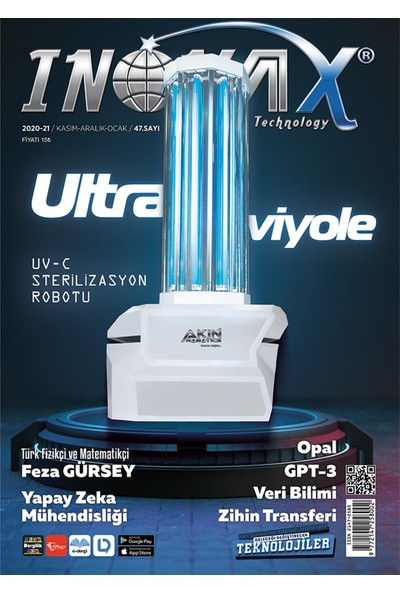Inovax 47. Sayısı
